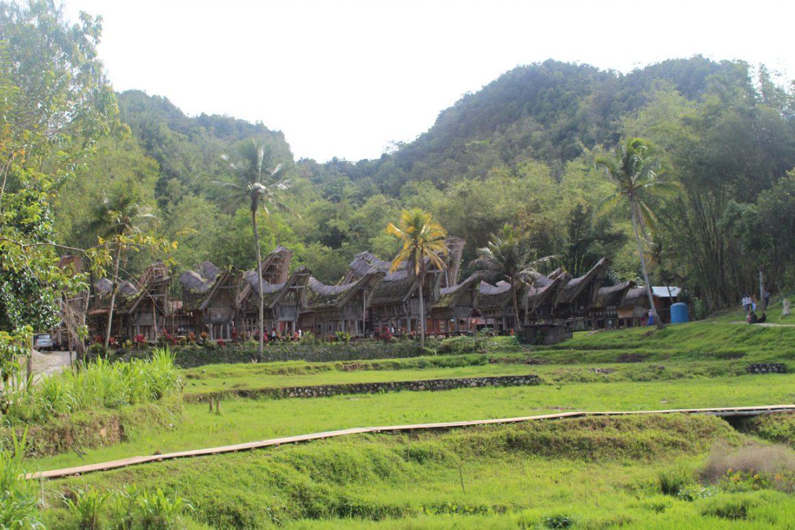 Kete Kesu, wisata di Toraja