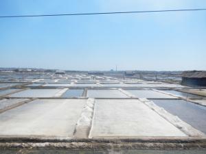 Ladang garam Tanjung Bira