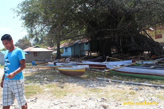 Nelayan Desa Sikka Maumere