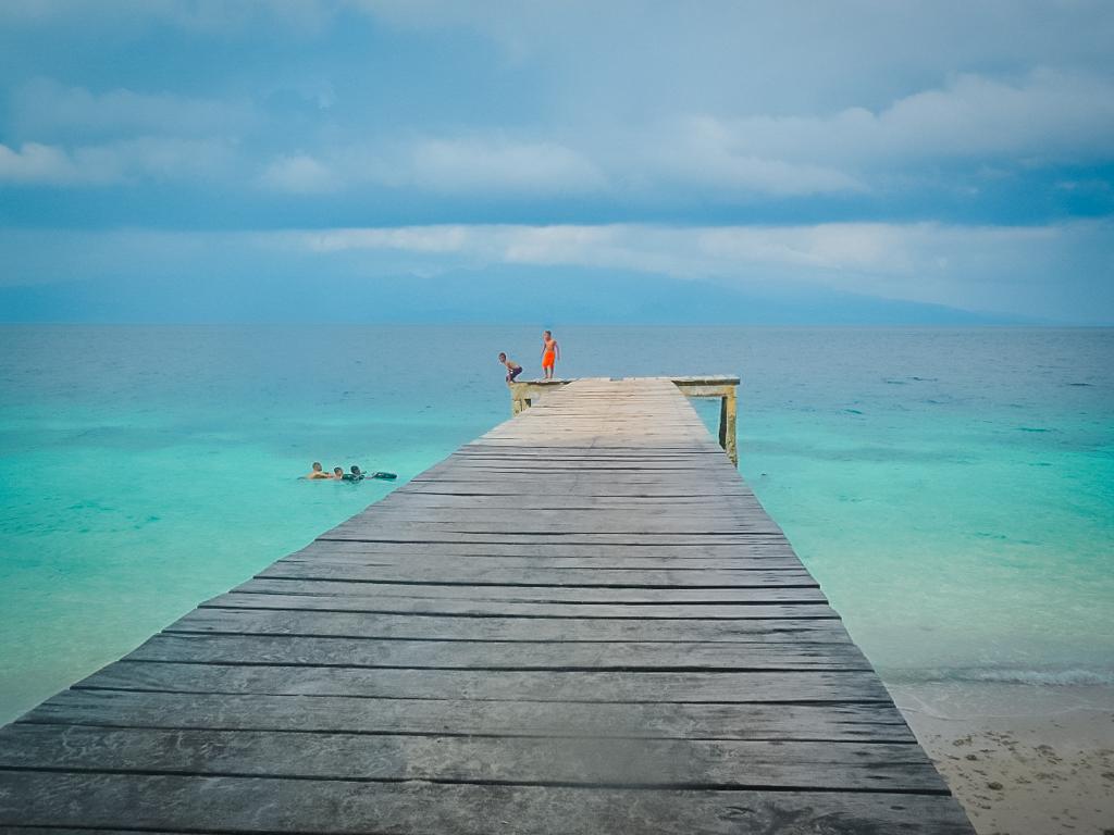 Pantai di Ambon, Pantai Liang
