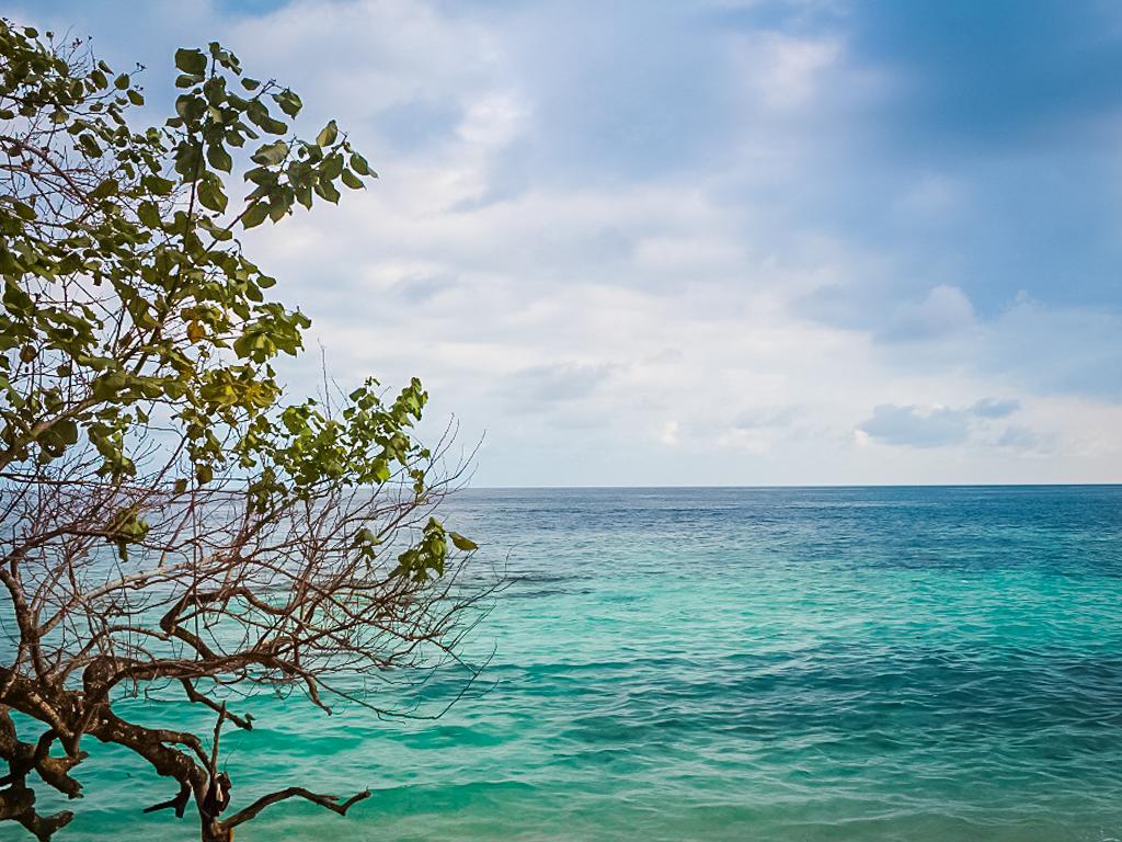 Pantai Namalatu Ambon
