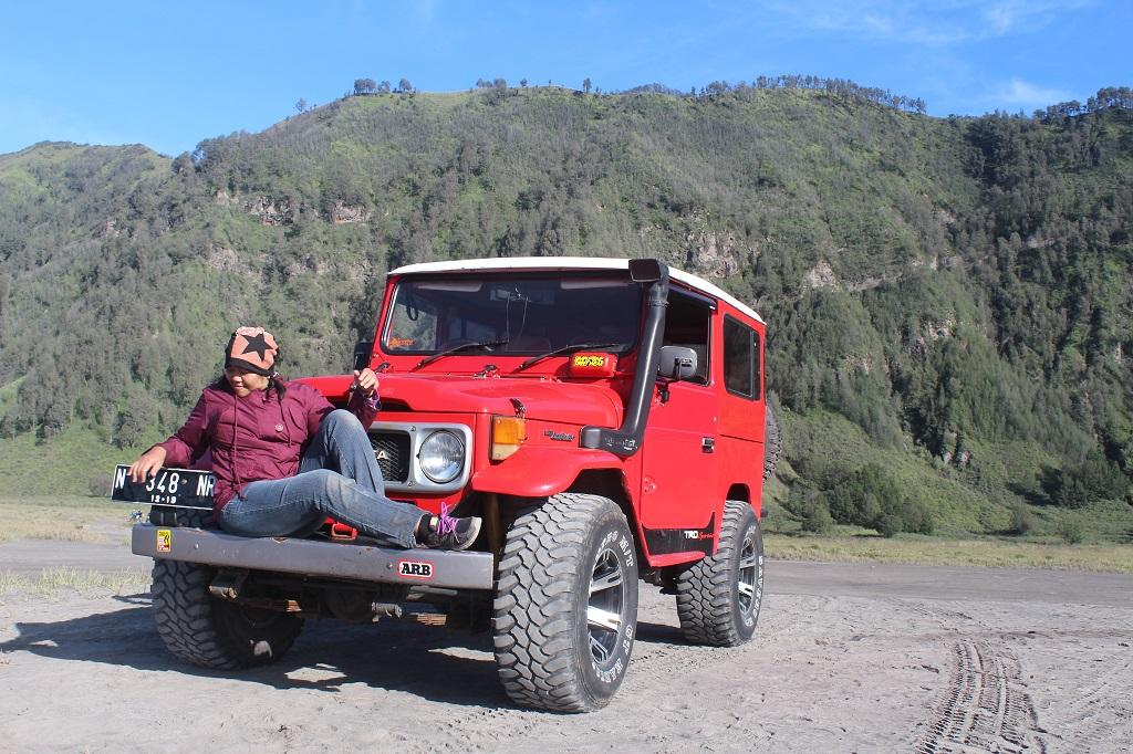 Jeep Gunung Bromo