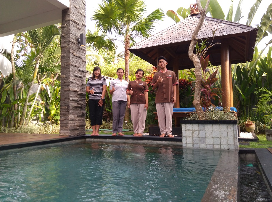 The Staff Villa Club B Bali
