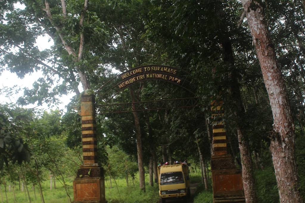 Welcome to Sukamade National Park