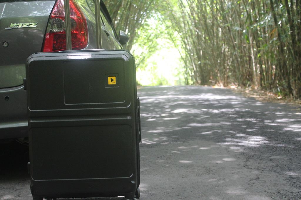 Kalibre Cruiser Luggage Black