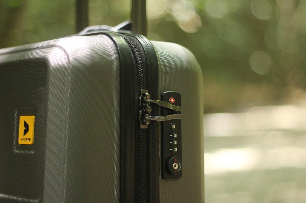 Koper Kalibre Cruiser TSA Lock