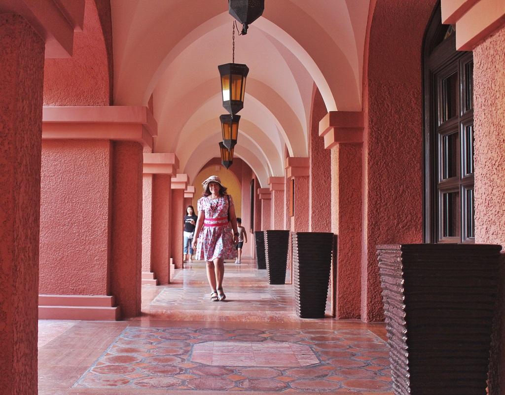 Lorong hotel Casa del Rio Melaka