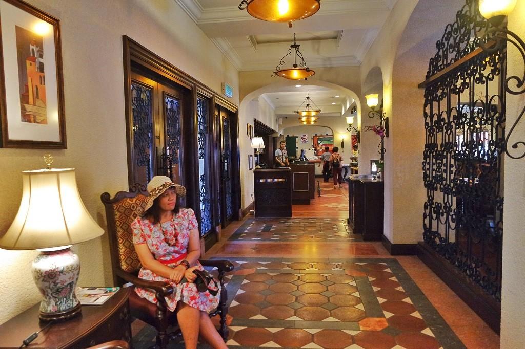 Aplikasi Booking Hotel di Melaka