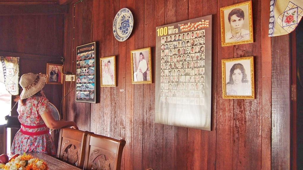 Silsilah Keluarga di Kampung Ketek