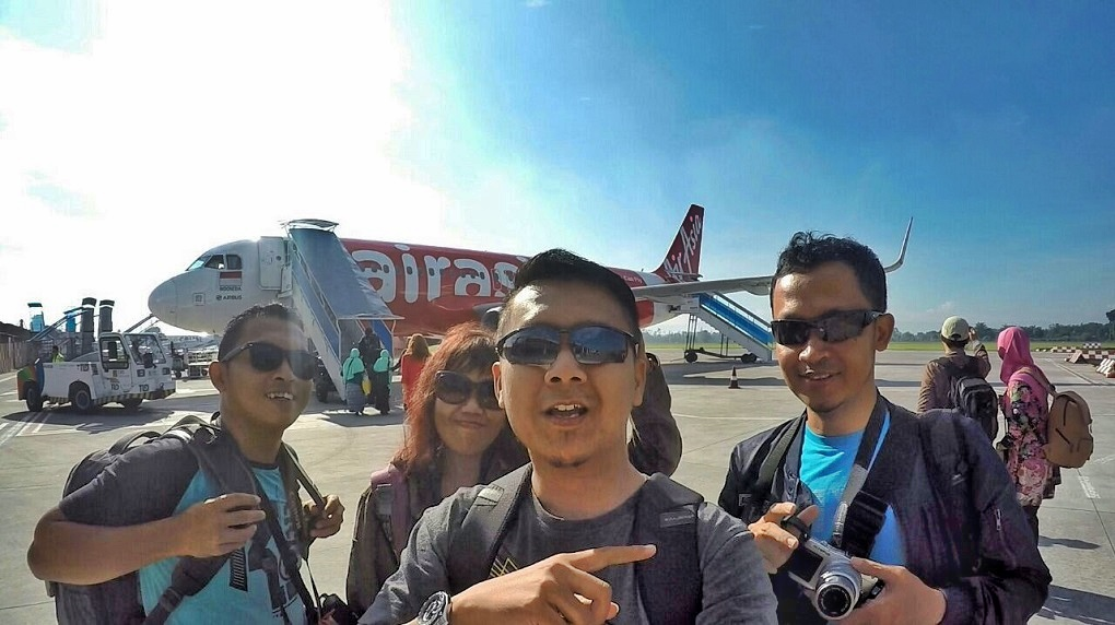 Fly with Air Asia