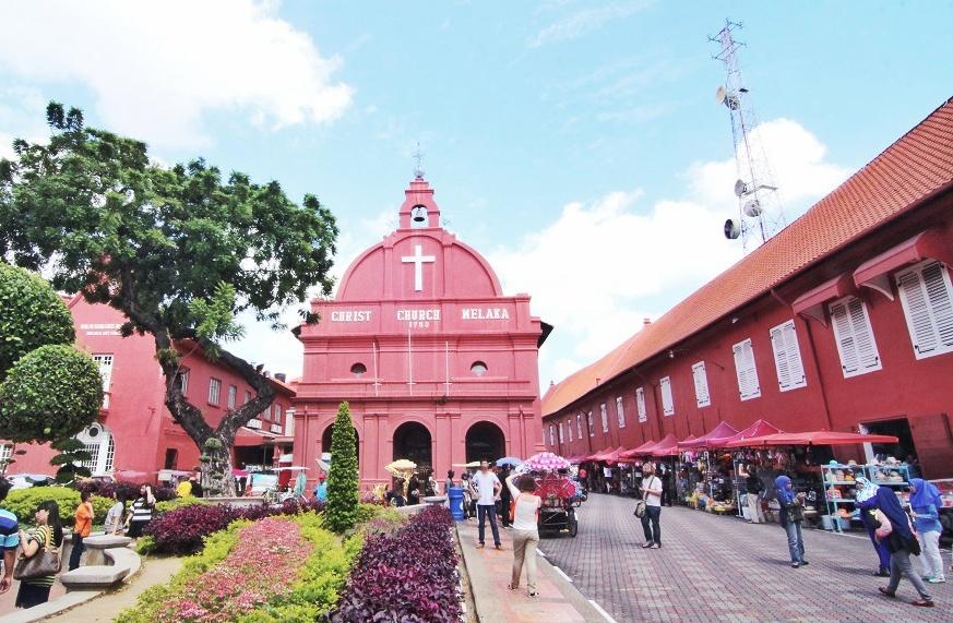 Red Square Kota Melaka