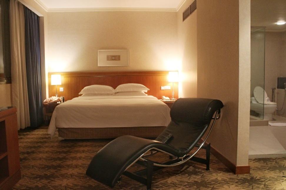 My room at Concorde Hotel Kuala Lumpur