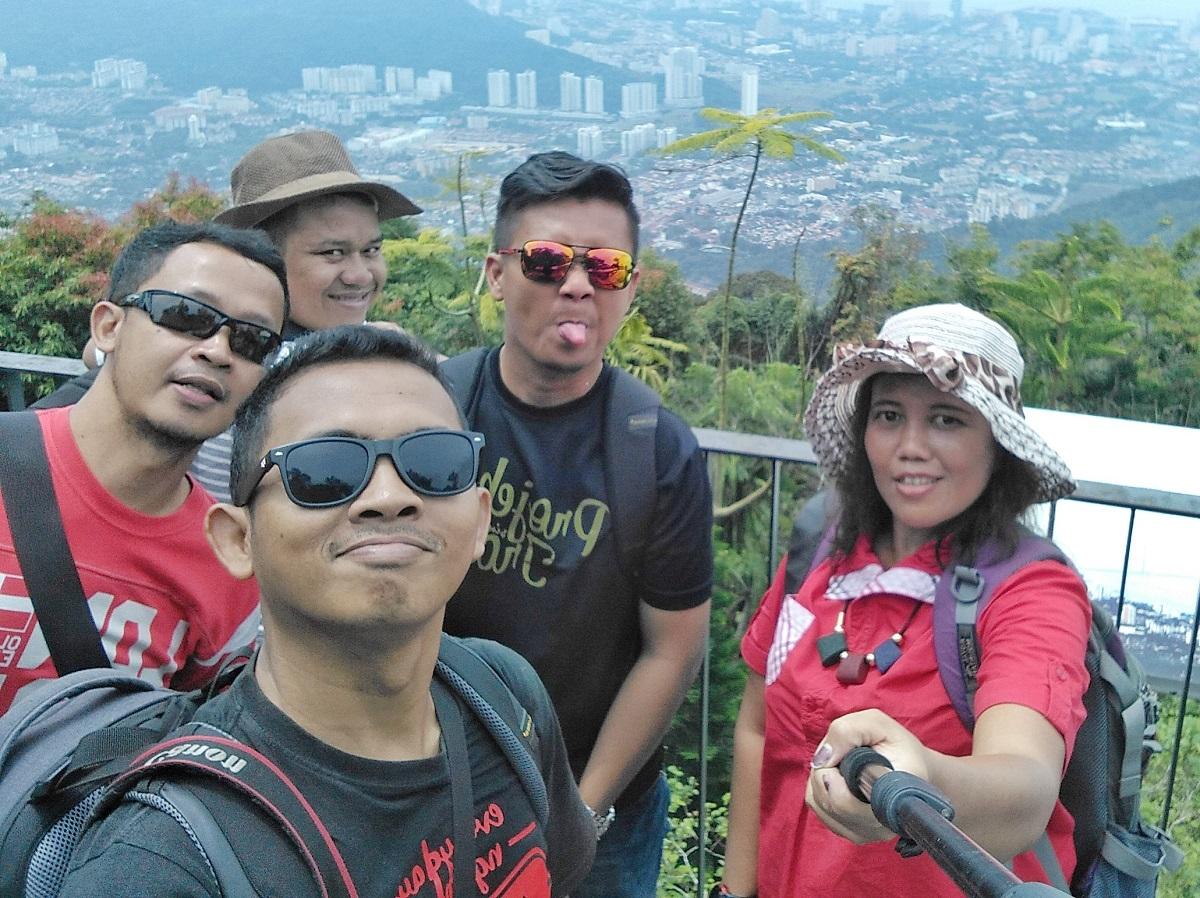 Traveling bareng teman ke penang malaysia