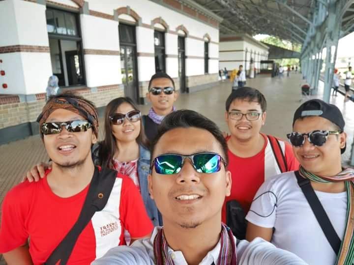 Trip bareng teman ke Ambarawa