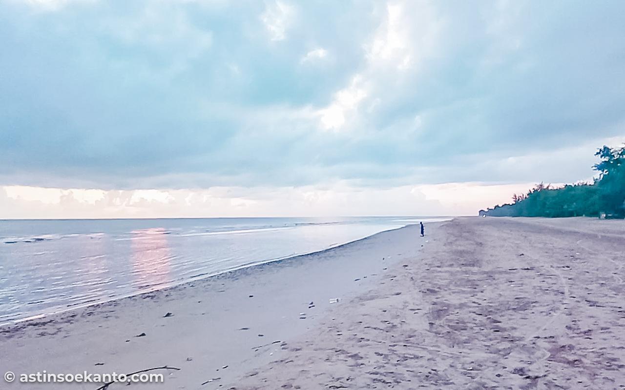 Pantai Lombang Sumenep Madura