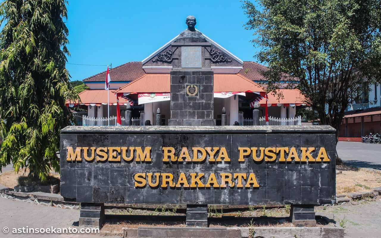 Museum Radya Pustaka Surakarta