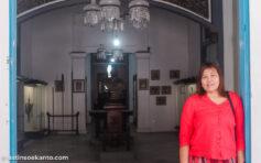 Salah satu museum di Indonesia Museum Radya Pustaka
