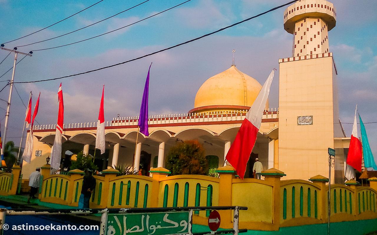Masjid Jami Tulehu