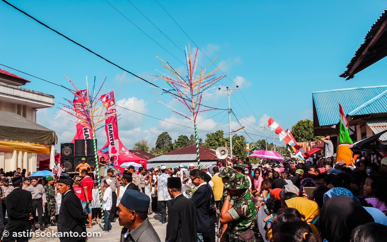 Tradisi Abda'u, festival saat perayaan Hari raya Idul Adha