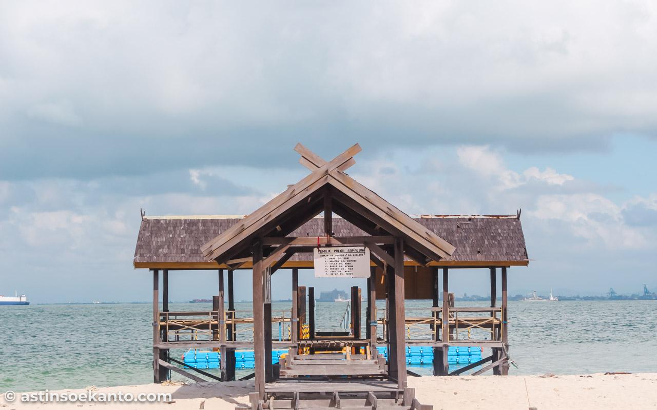 Daftar nama pemilik Pulau Samalona