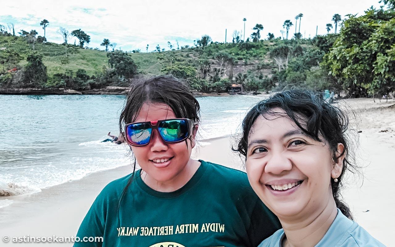 Sudah sah datang berkunjung ke Pantai Coro Tulungagung :)