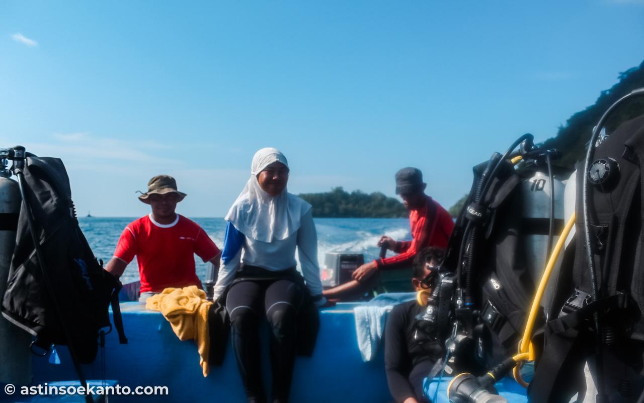 Siap-siap menyelami keindahan bawah laut Pulau Hatta