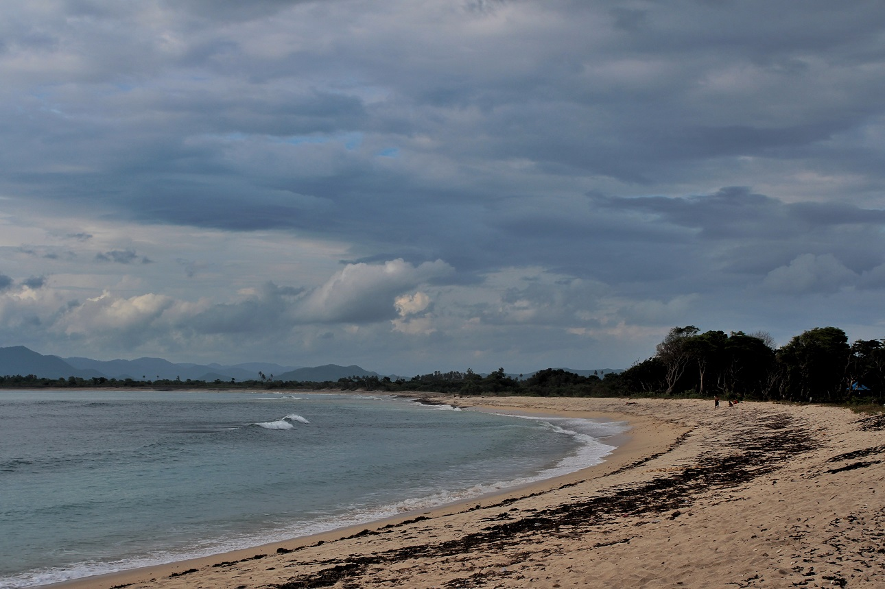 Ombak Kidal Lakey Beach