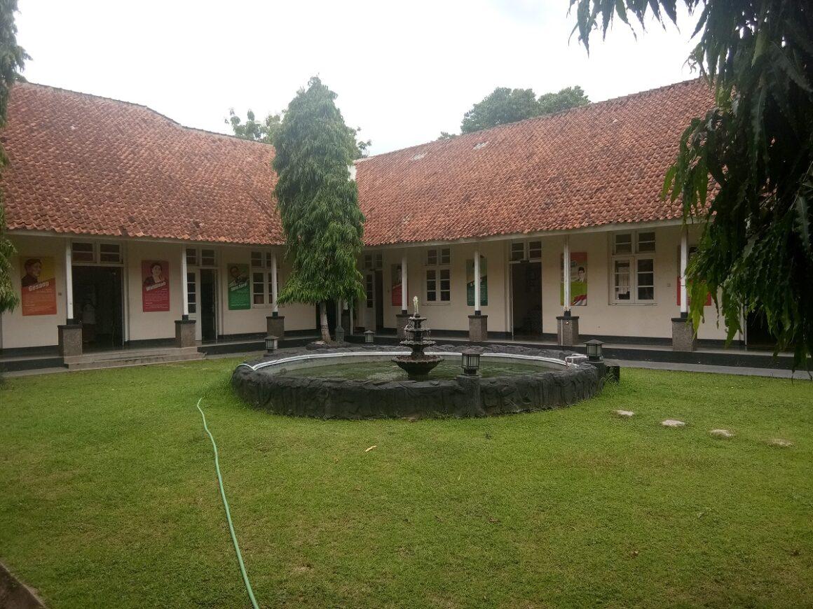 Area Tengah Lokananta